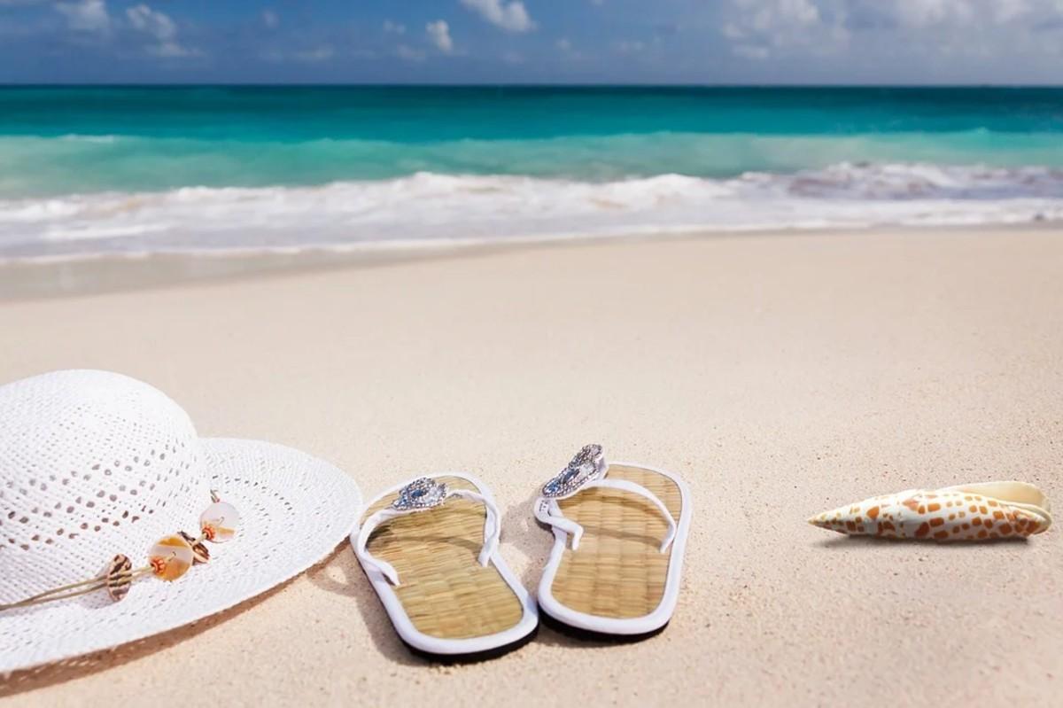 infradito da spiaggia