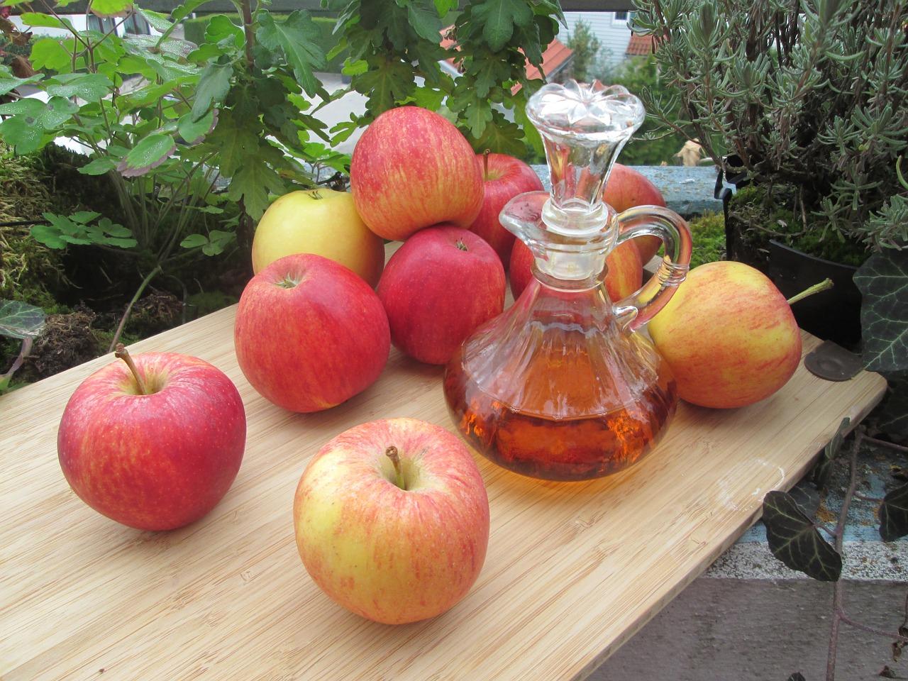 mille usi aceto di mele