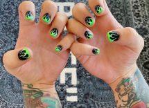 smalto per unghie maschile tabu