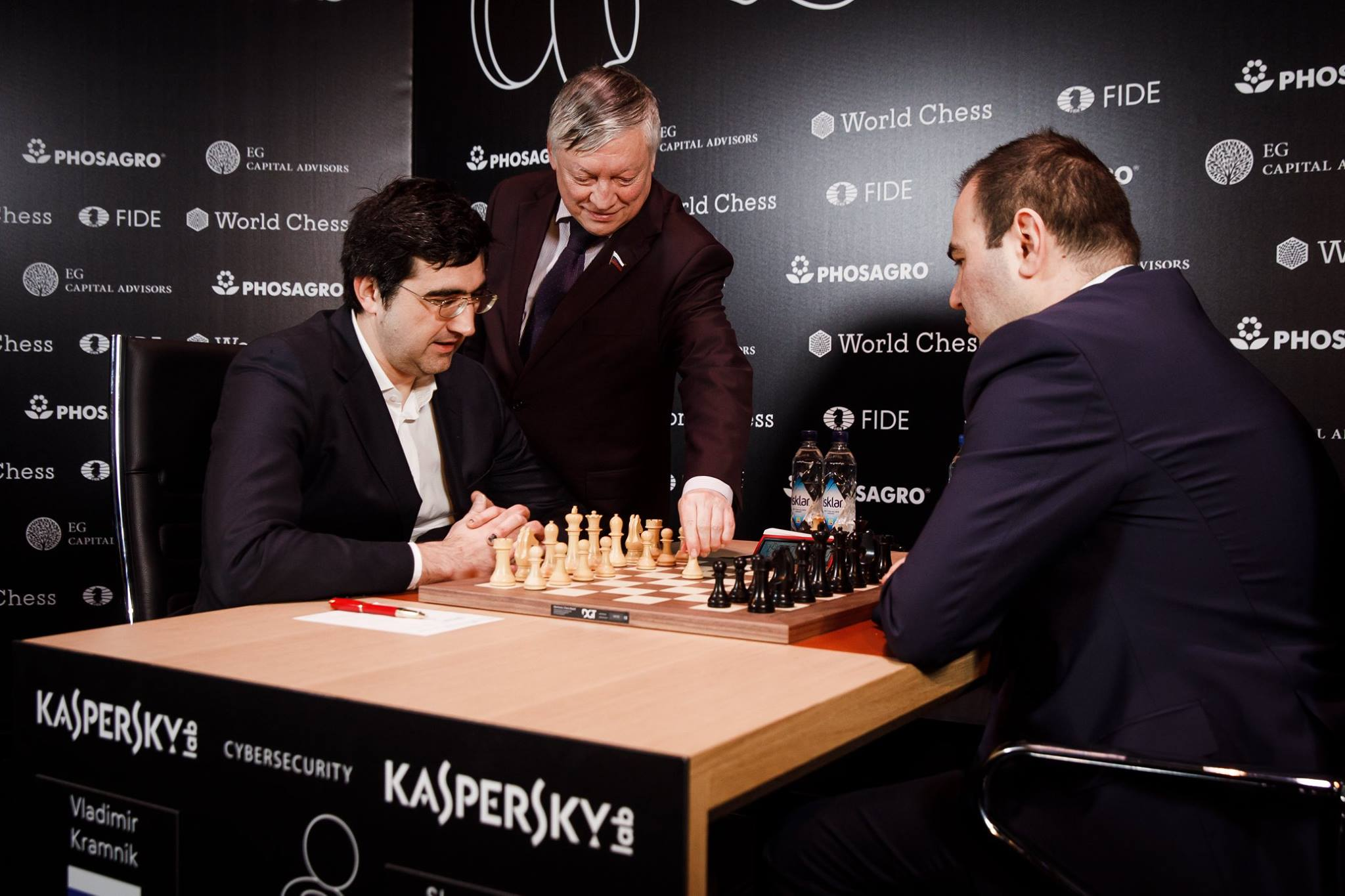 Chi è Anatolij Karpov