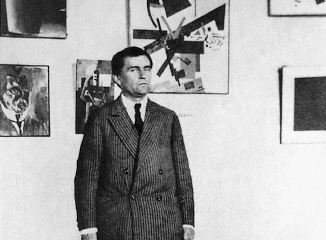 Chi era Kazimir Severinovic Malevic