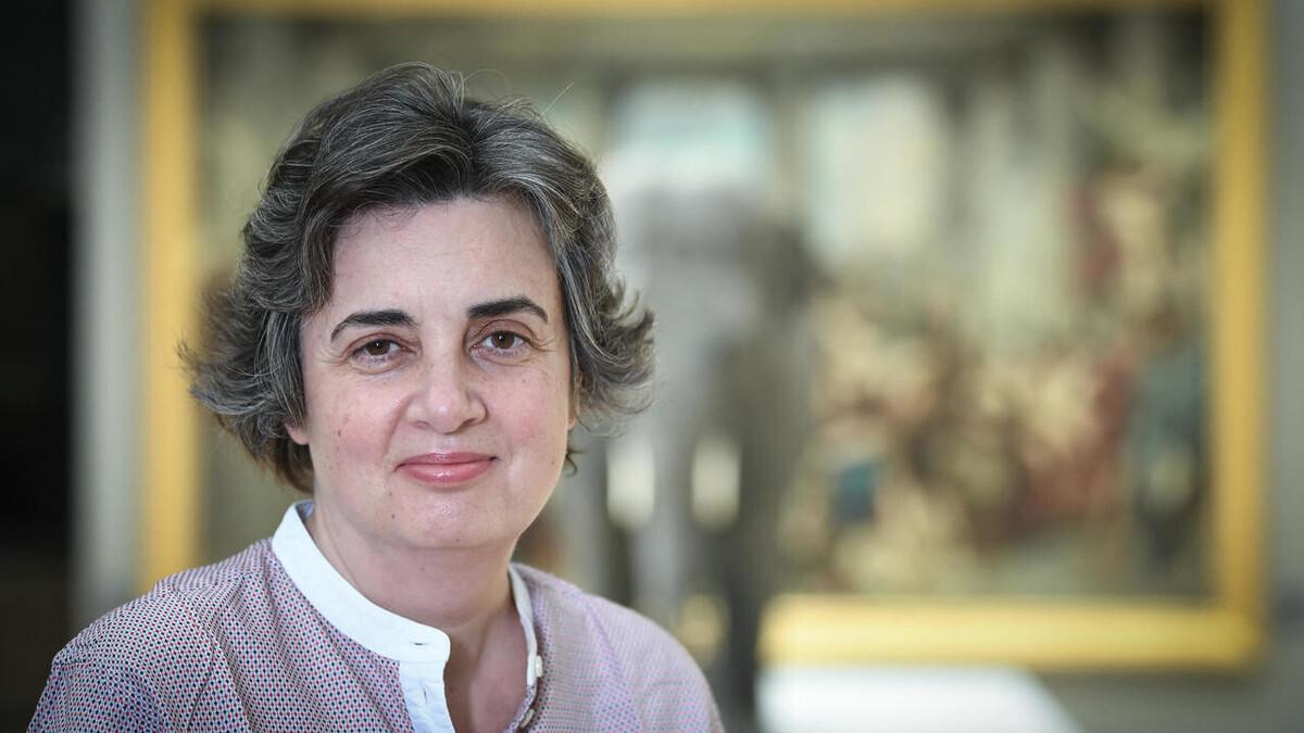 Prima Presidente Donna Louvre