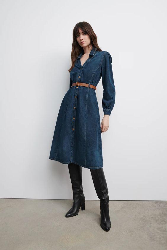 abiti jeans primavera 2021