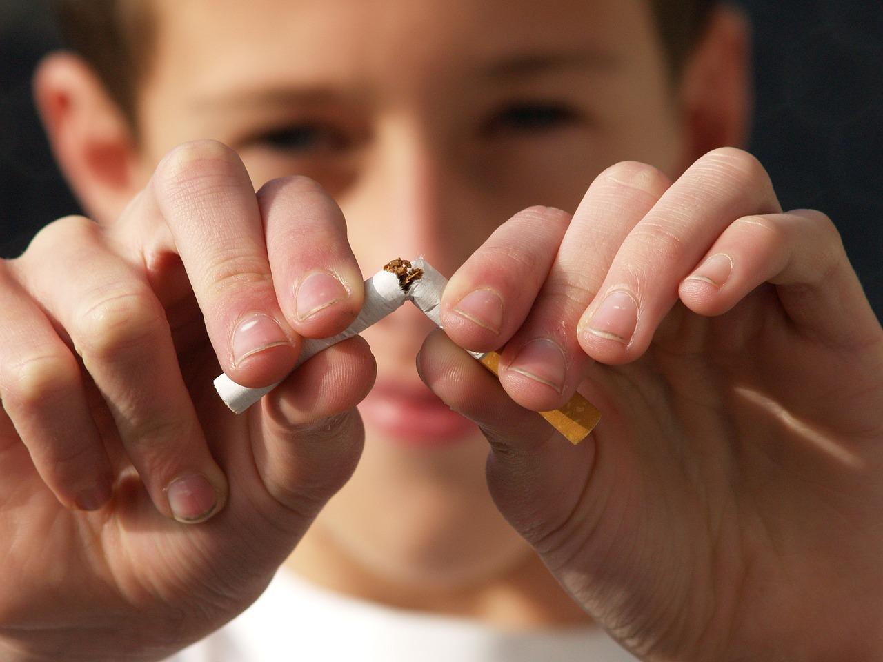Giornata mondiale senza tabacco: il focus di quest'anno