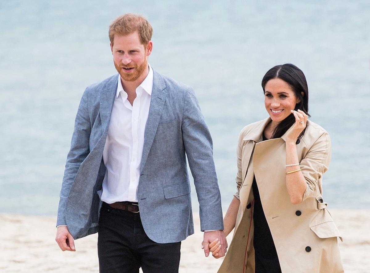 harry e meghan famiglia reale
