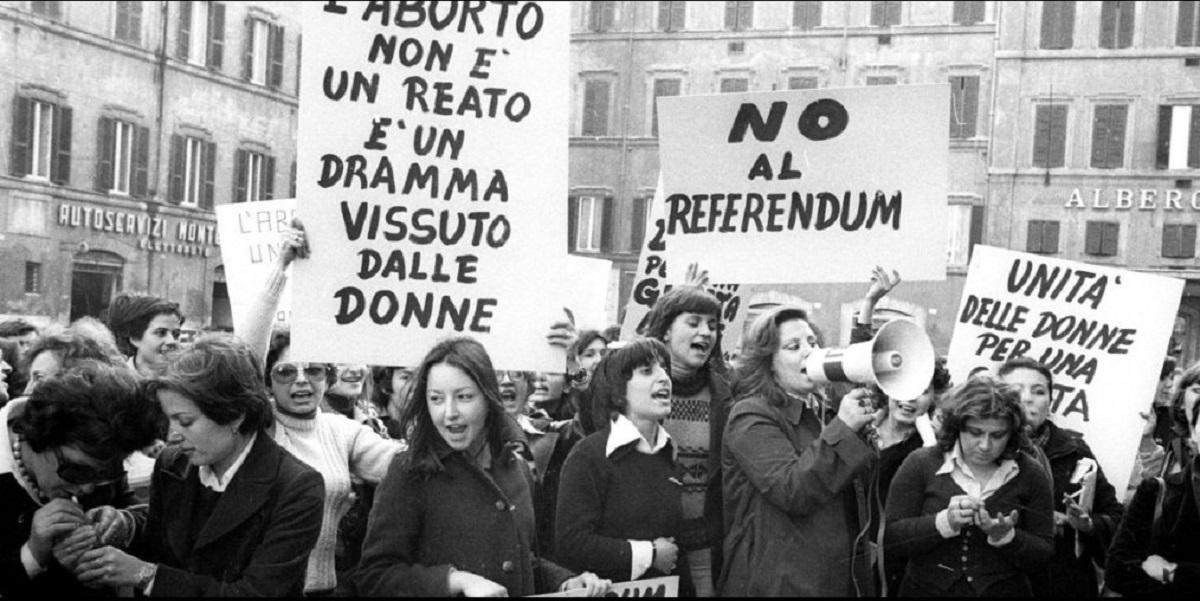 referendum aborto italia