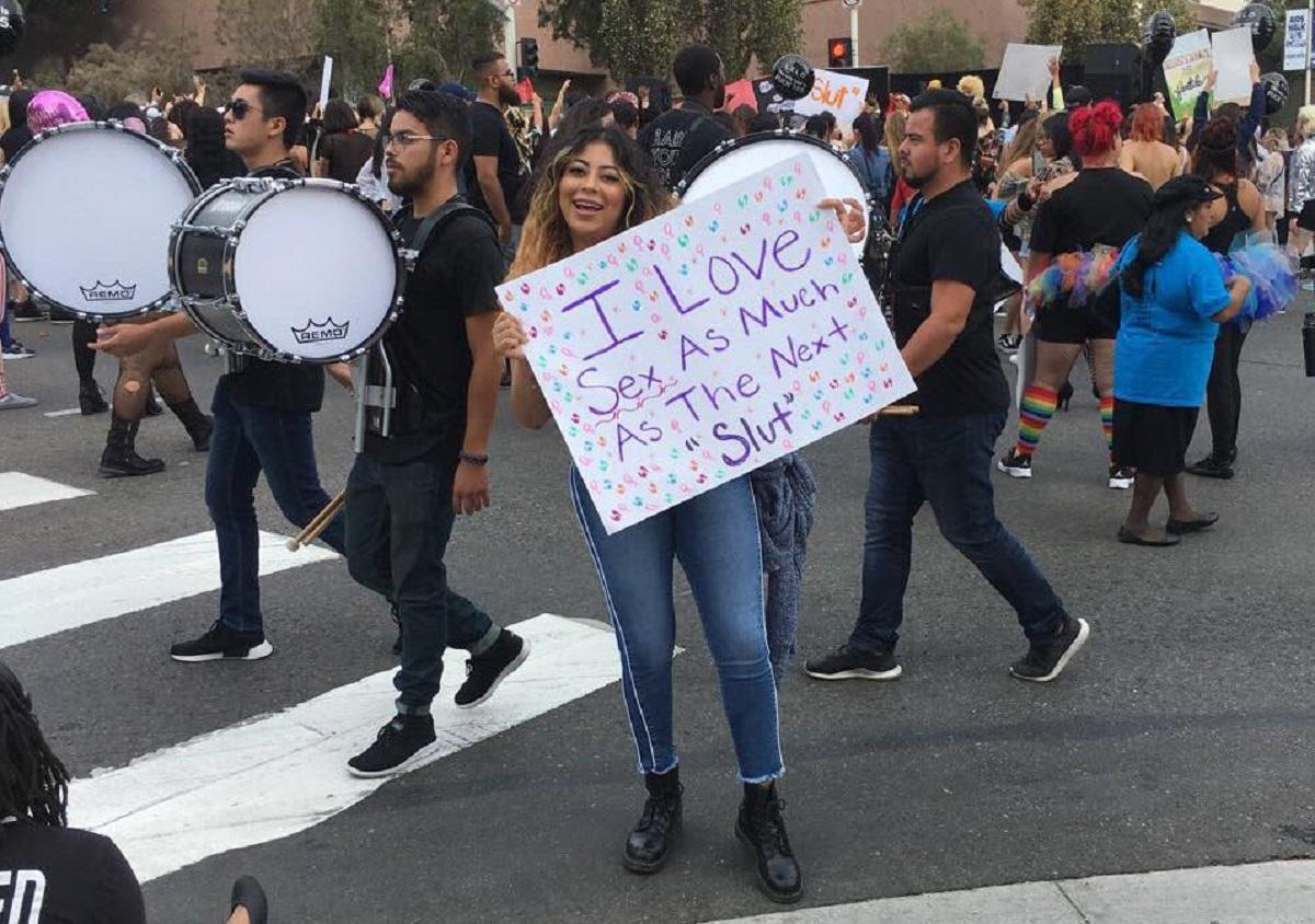 Slutwalk storia