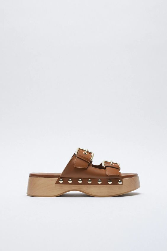 zoccoli di legno estate 2021