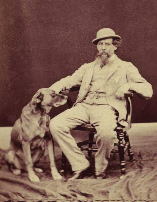 Chi era Charles Dickens