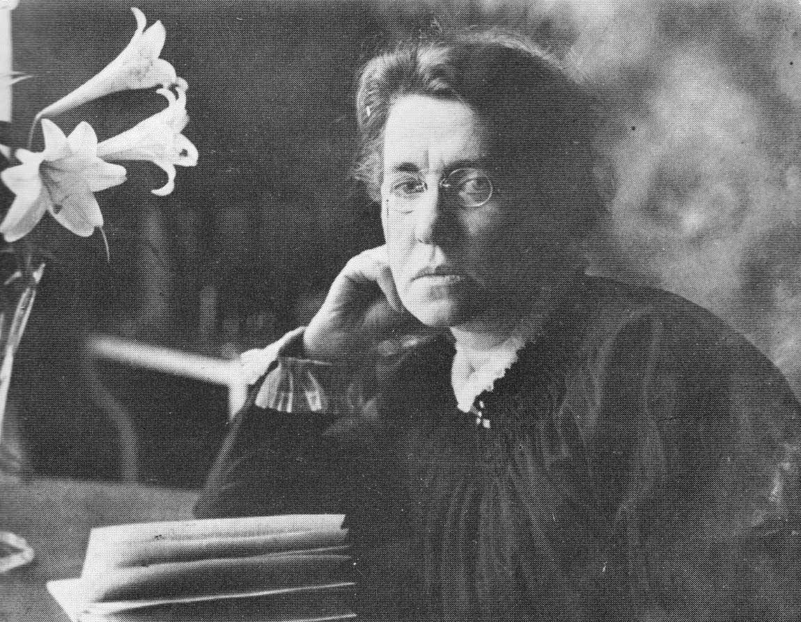 Chi era Emma Goldman