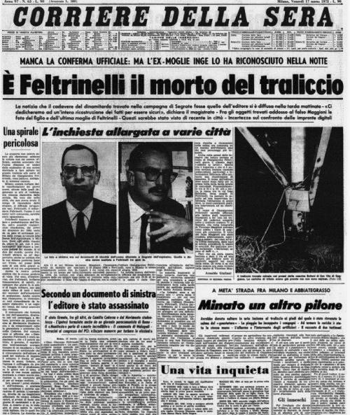 Chi era Giangiacomo Feltrinelli