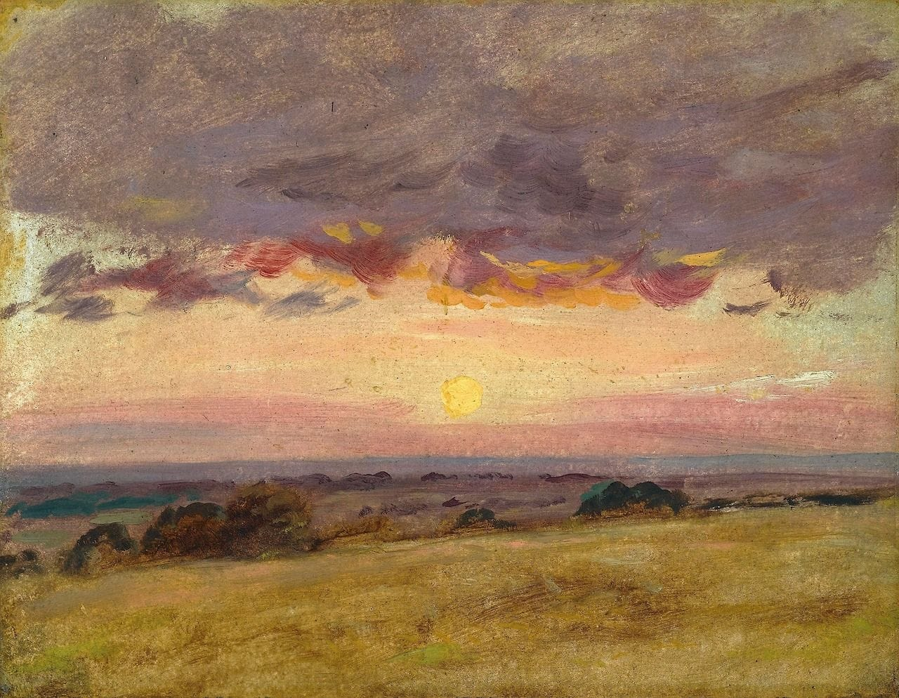Chi era John Constable