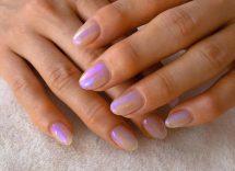aurora nails trend