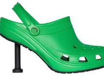 Balenciaga e Crocs: