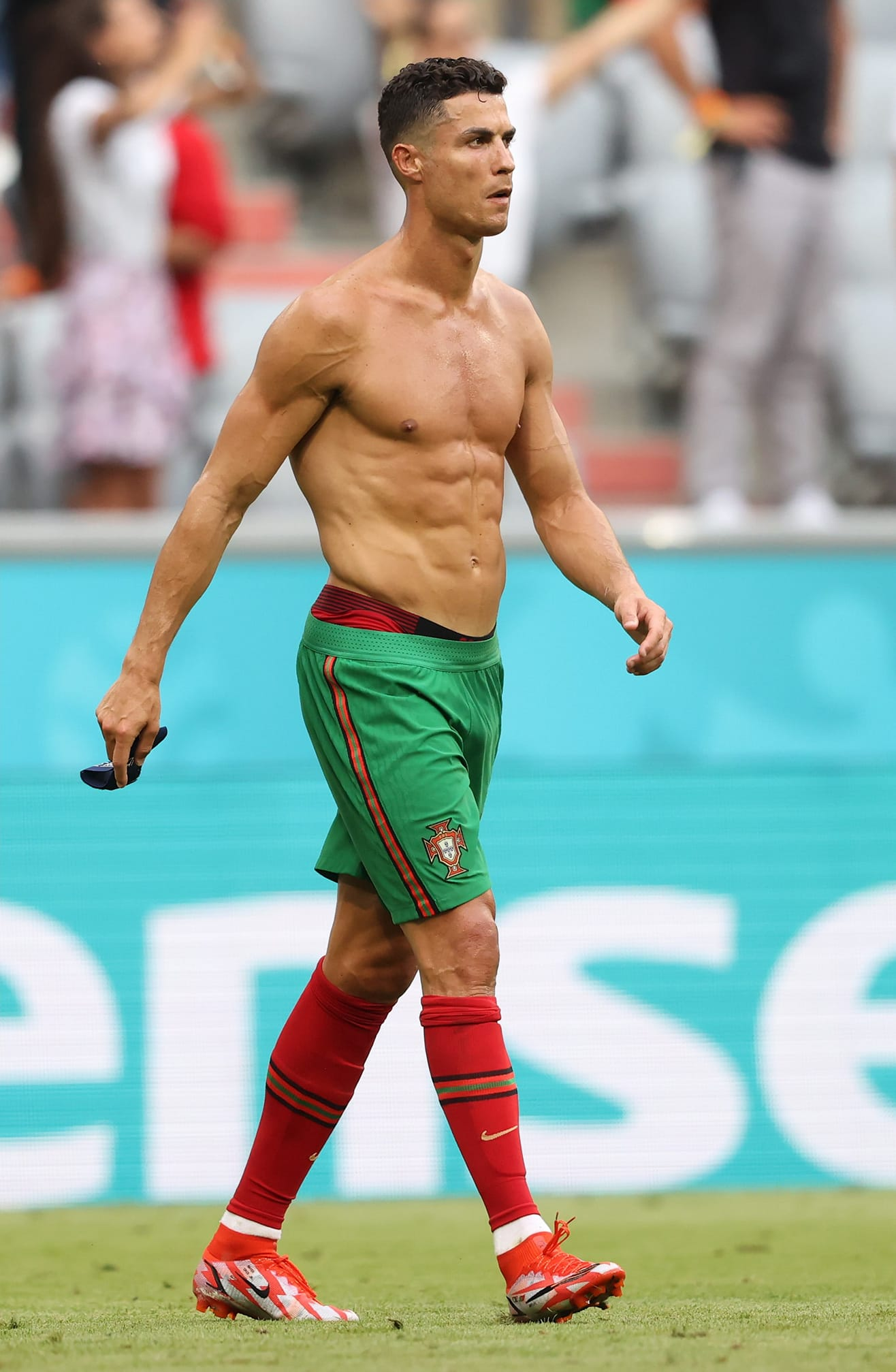 calciatori più sexy euro 2021