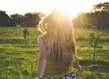come proteggere capelli al sole