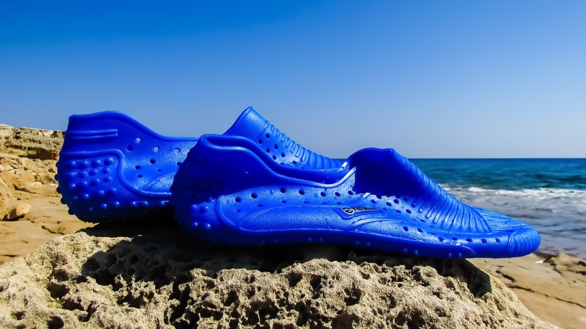 scarpe per il mare