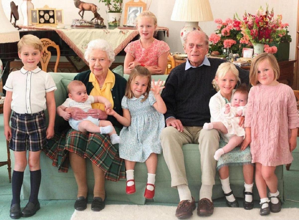 significato nomi royal babies