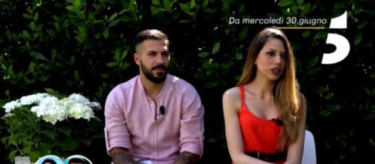 Temptation Island, Florinda e Federico: chi sono i due ragazzi?