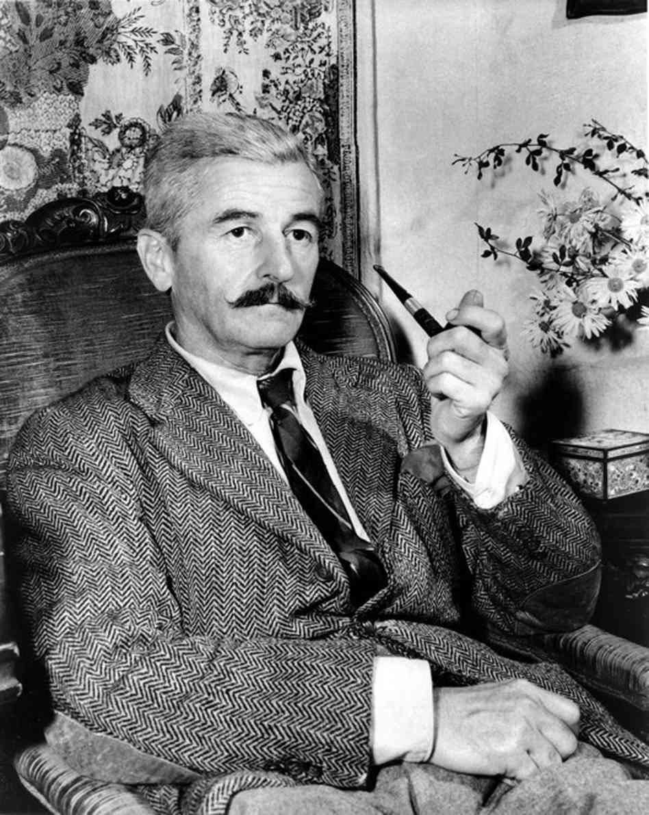 Chi era William Faulkner