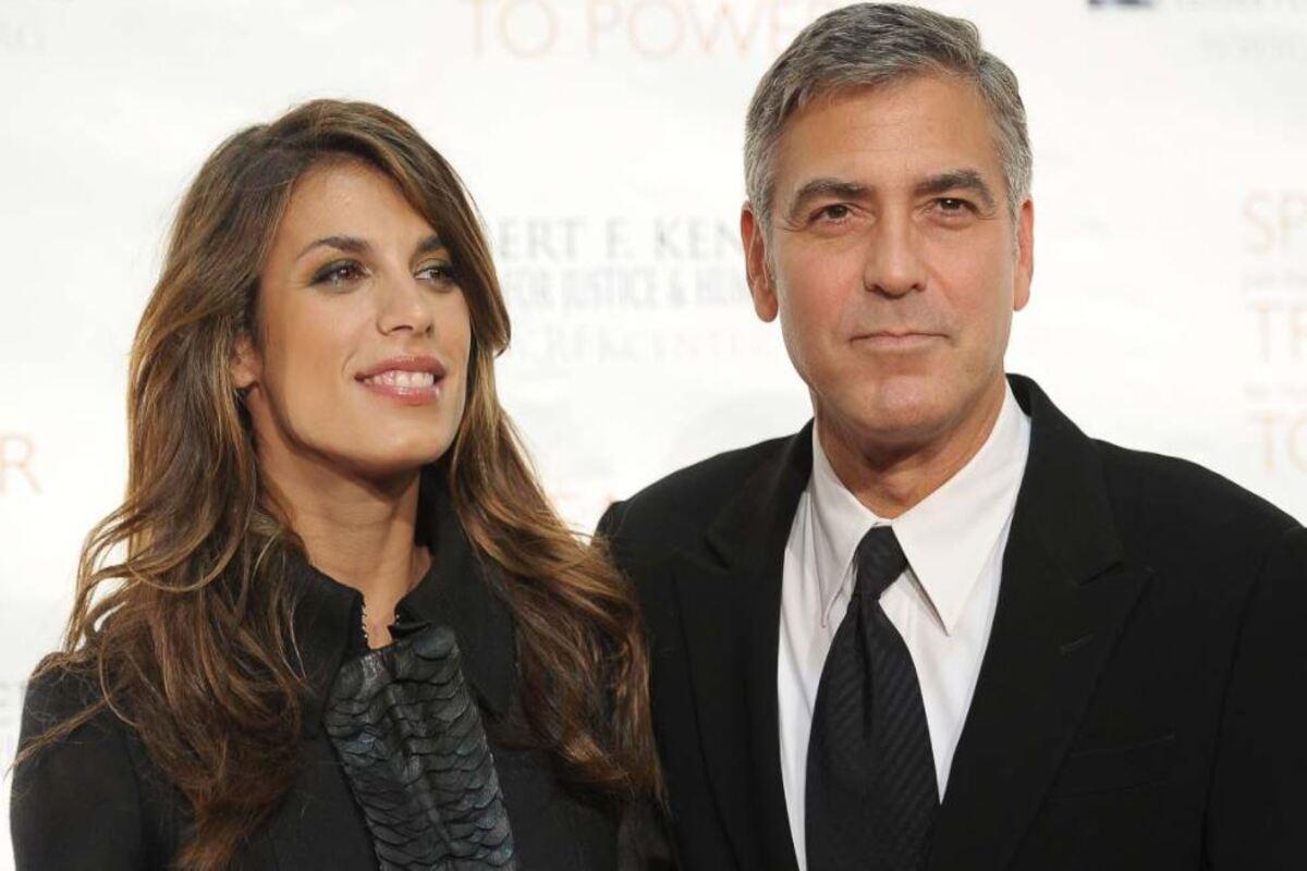 George Clooney Canalis