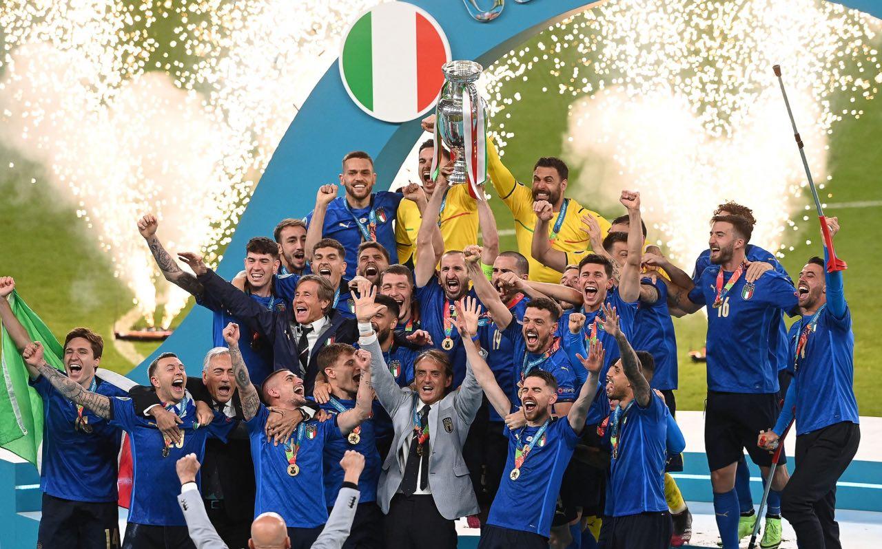 Italia vince Euro 2020