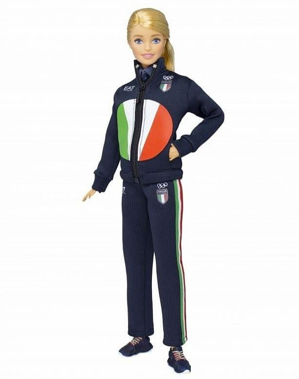 barbie olimpiadi tokyo 2020