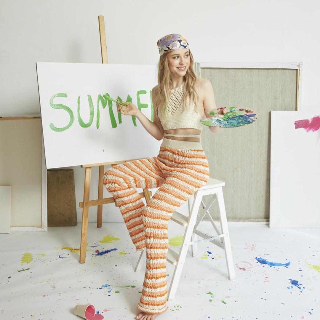 crochet uncinetto tendenza estate
