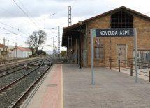 La stazione di Novelda Aspe