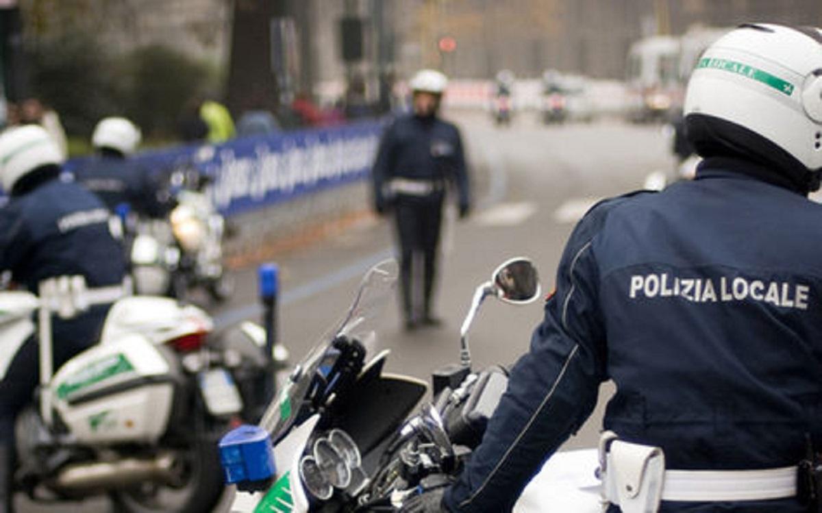 Curioso caso a Mestre per la Polizia Locale