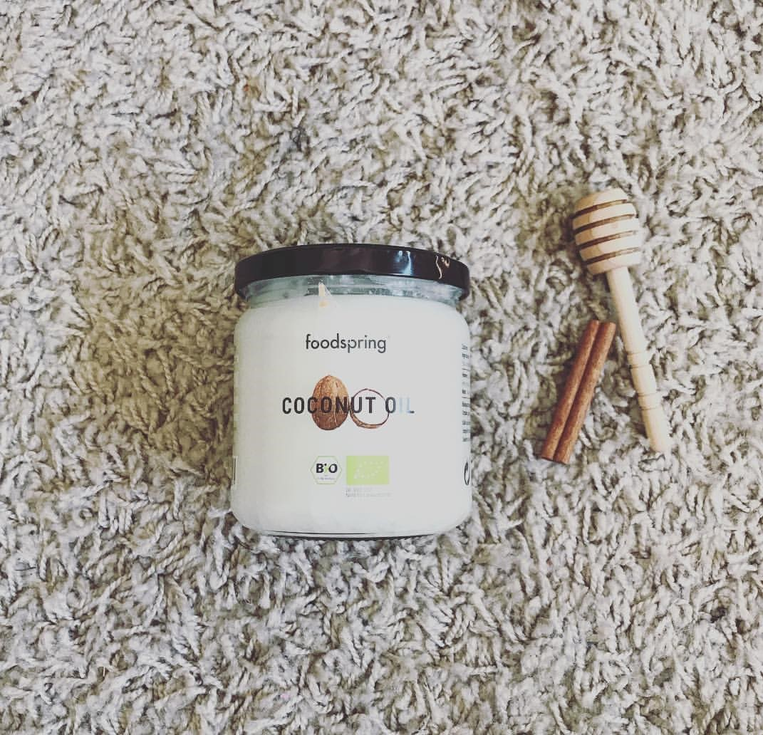 Prodotti beauty al cocco