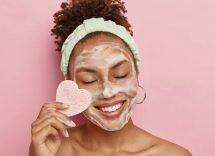 pulizia del viso come fare
