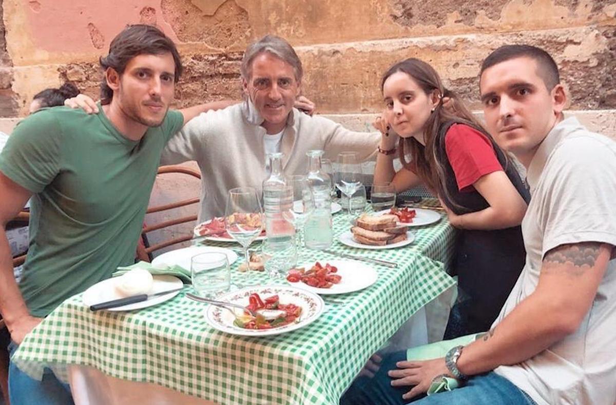Roberto Mancini, chi sono i figli del CT della Nazionale