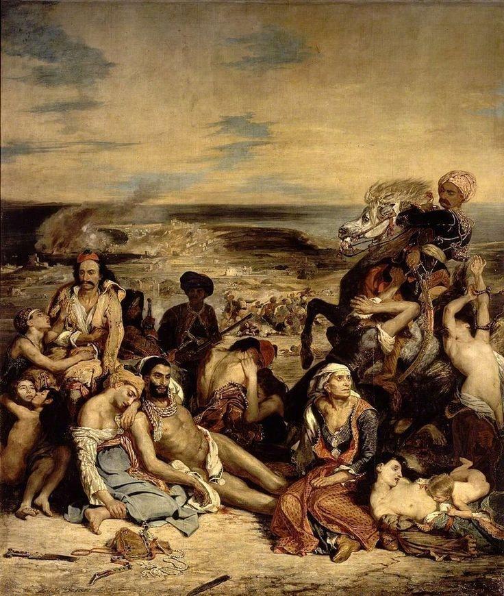 Chi era Eugene Delacroix