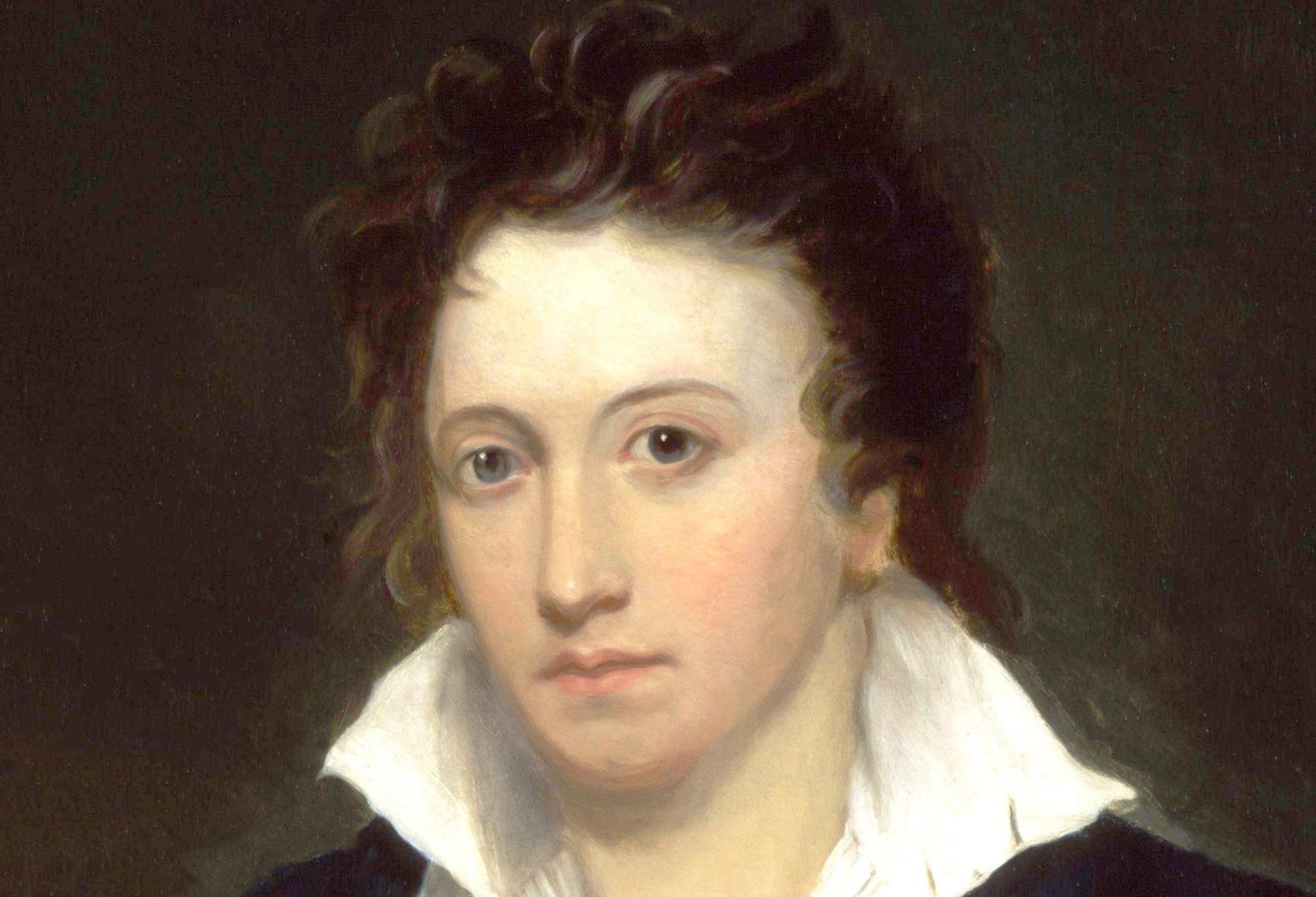 Chi era Percy Shelley