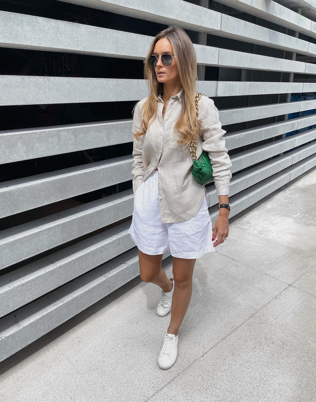 camicie di lino estate