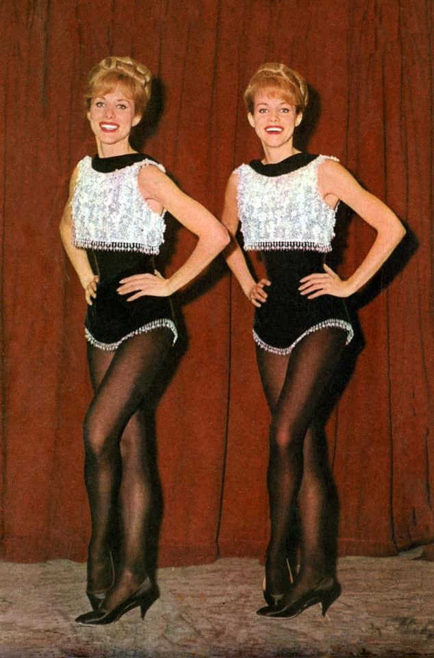 chi sono le gemelle kessler