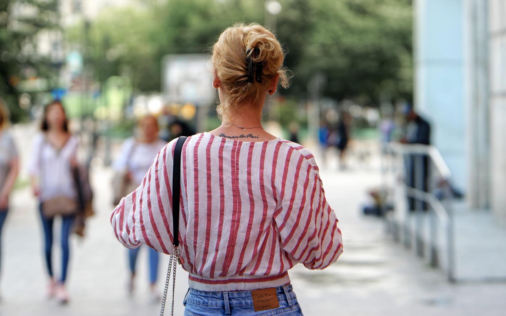 come vestirsi per il rientro in città