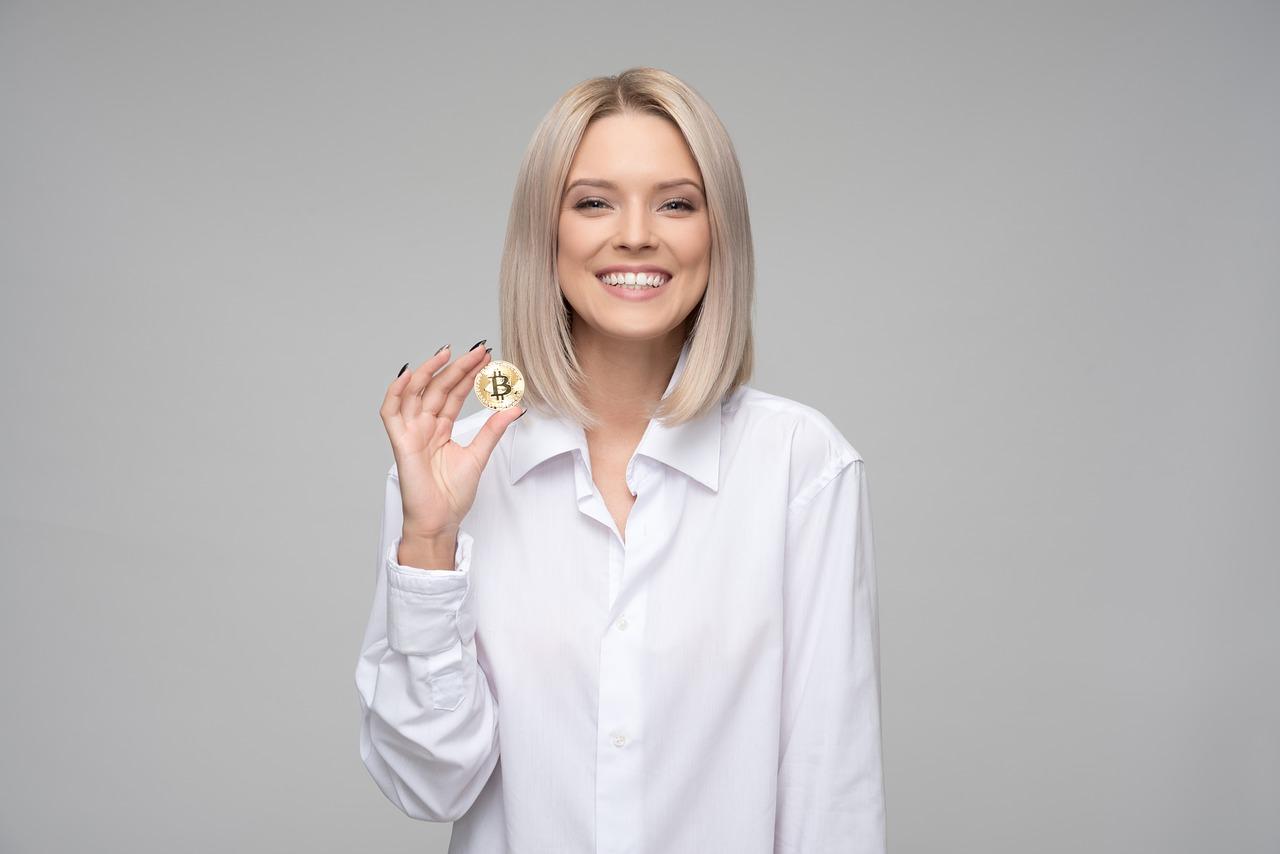 donne investimenti criptovalute