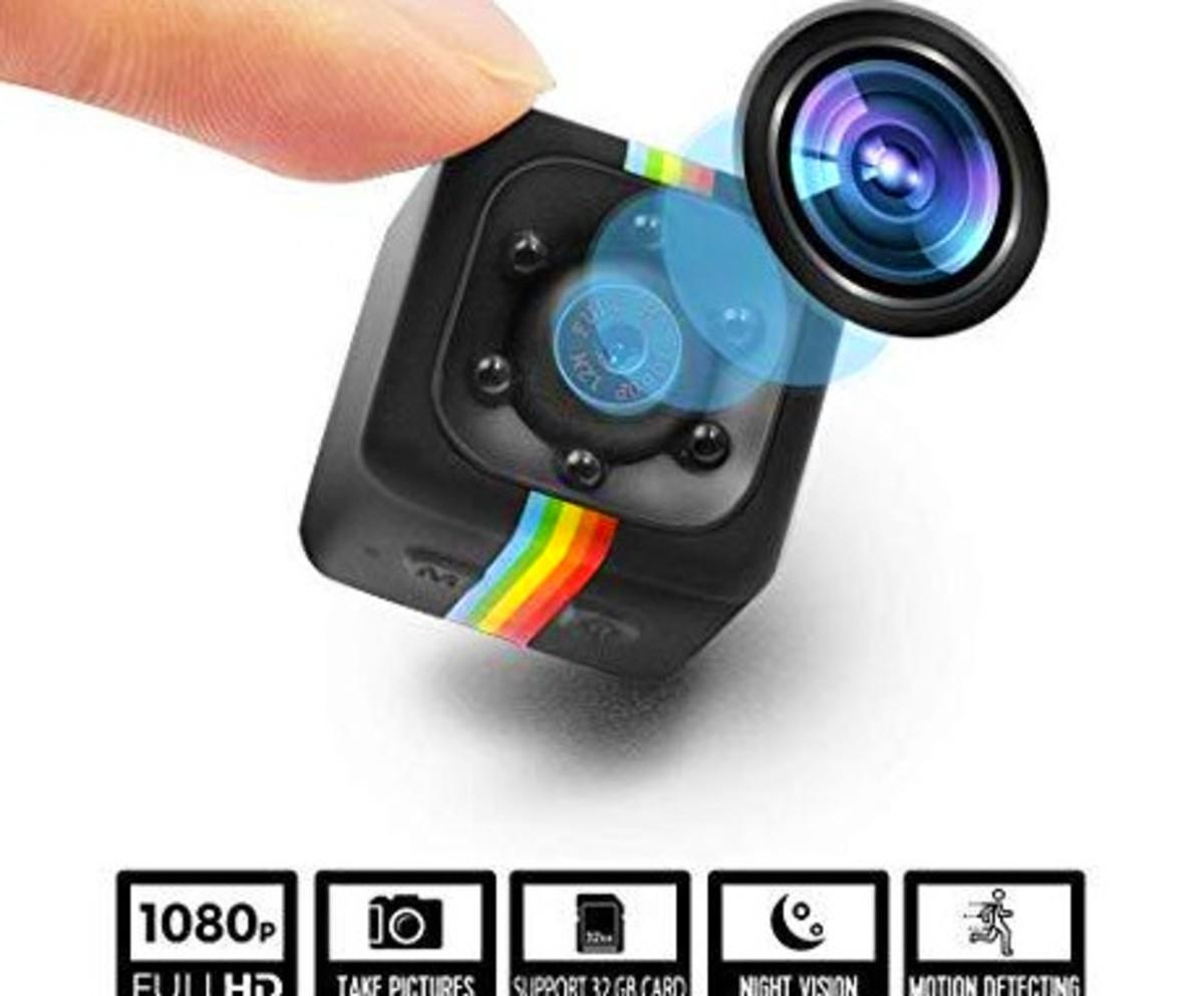 microcamera spia