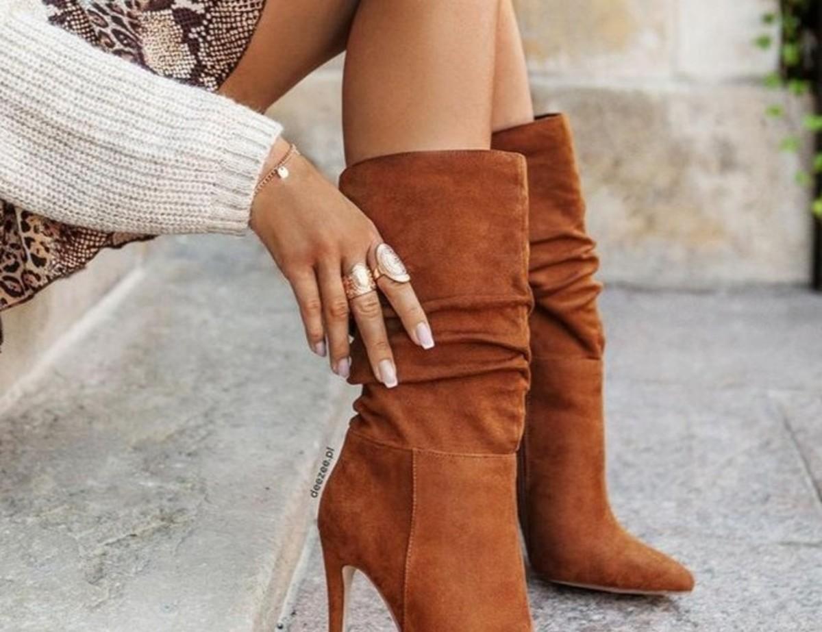 scarpe autunnali da donna
