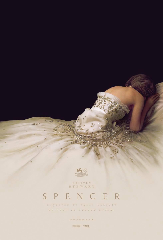 spencer poster film lady diana