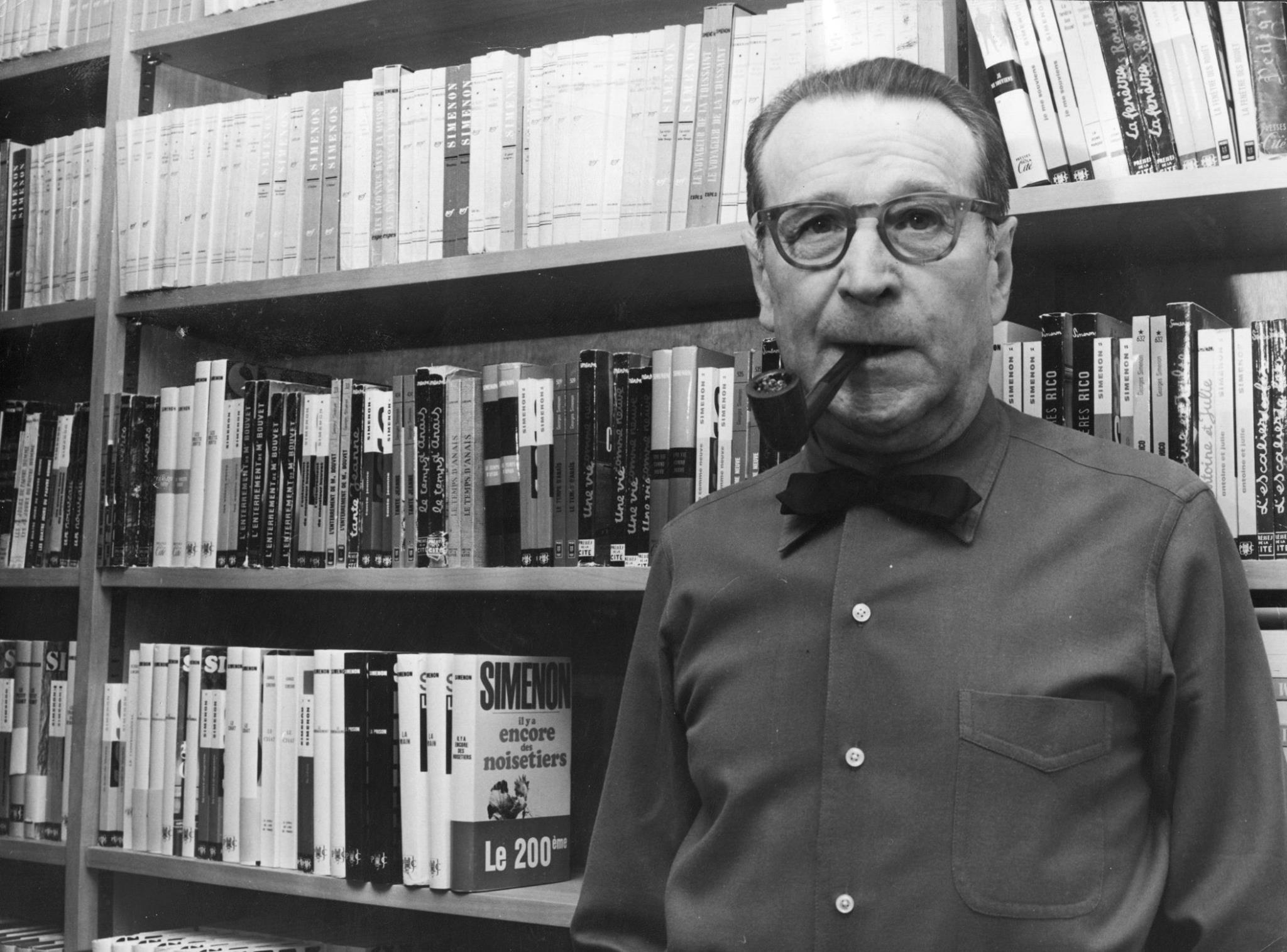 Chi era Georges Simenon