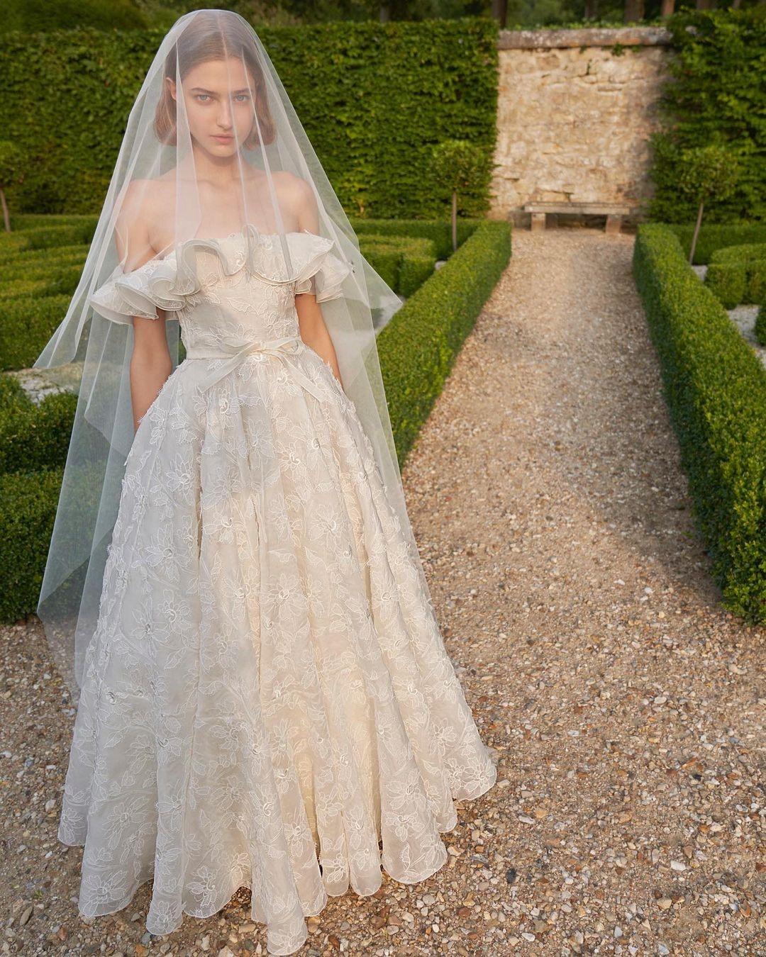 Giambattista Valli abiti da sposa