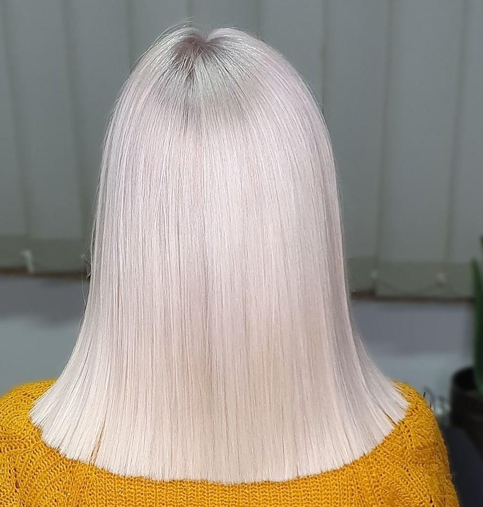 capelli bianchi tendenza autunno 2021