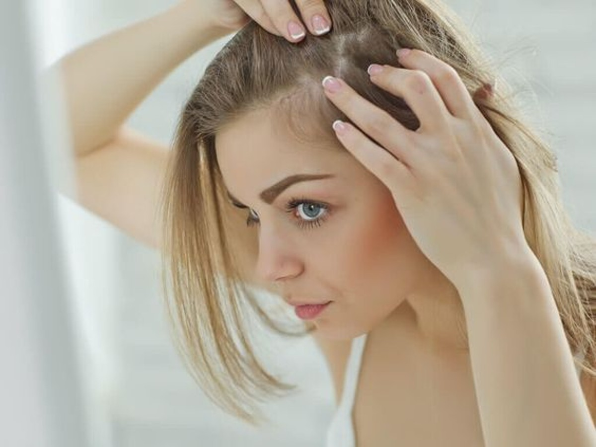 capelli cadenti