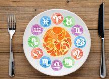 dieta del segno zodiacale