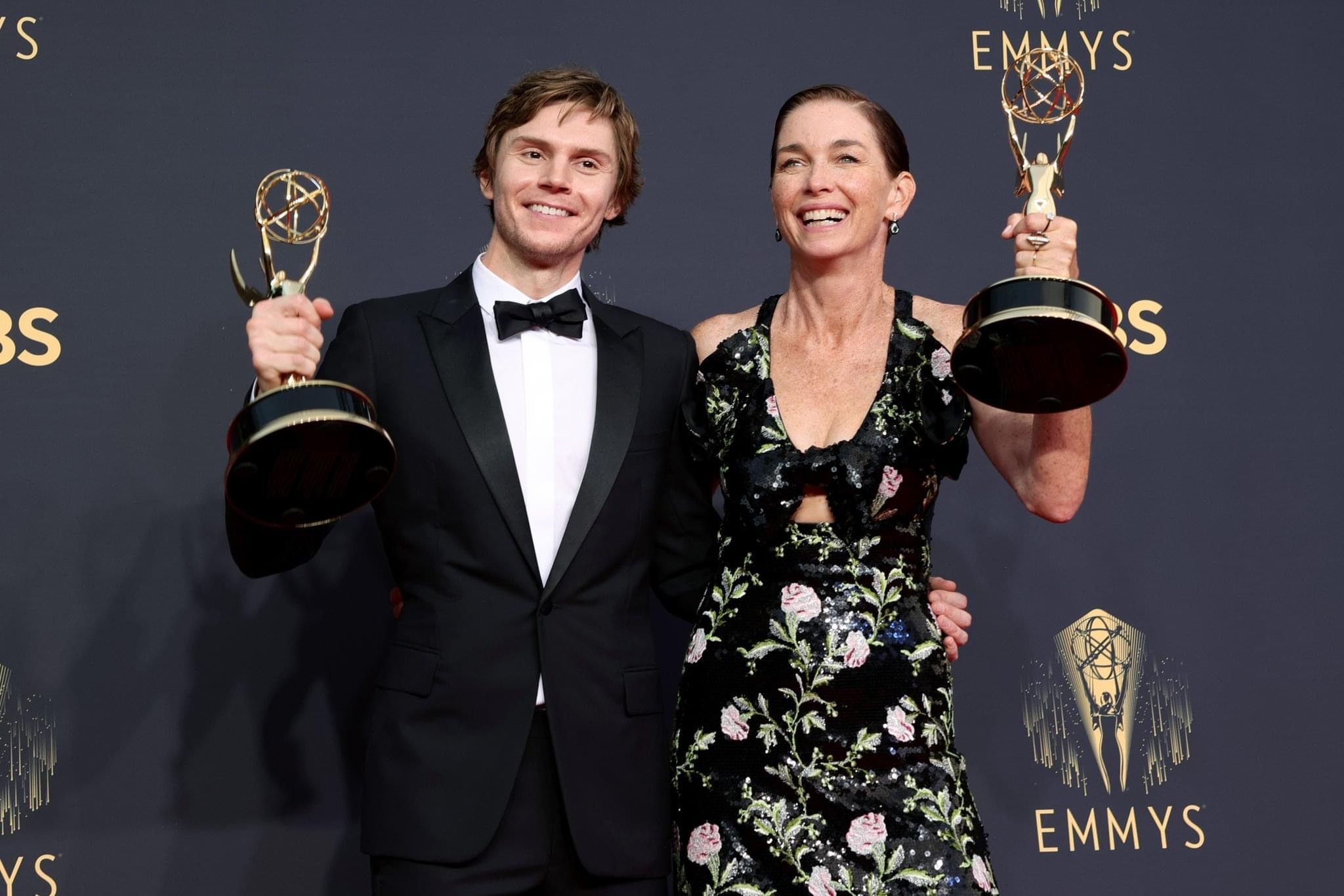 emmy awards 2021 Julianne Nicholson