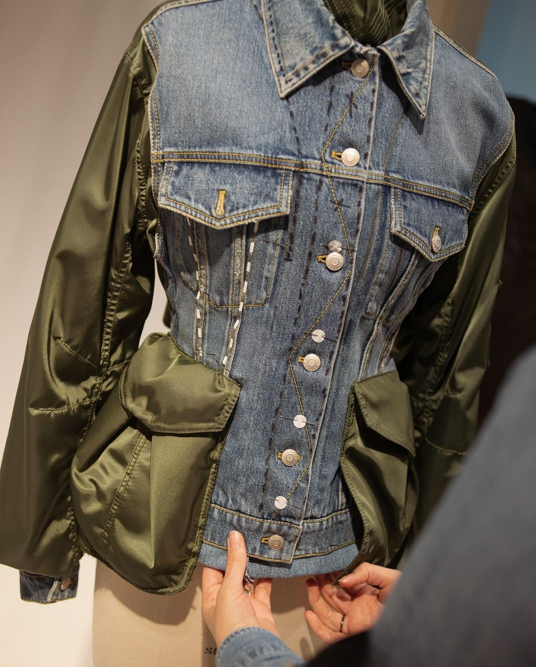 giacche jeans autunno 2021