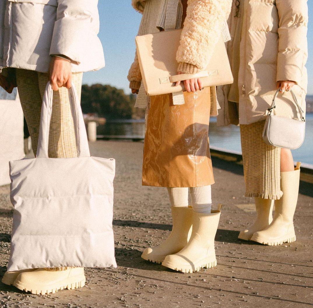 stivali da pioggia inverno 2022